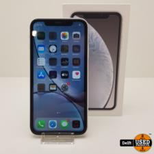 apple IPhone XR 64GB White zeer nette staat 3 maanden garantie