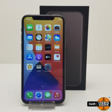 apple IPhone 11 Pro 512GB Black zeer nette staat 3 maanden garantie