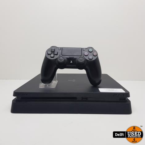 Playstation 4 slim 1TB compleet 1 maand garantie