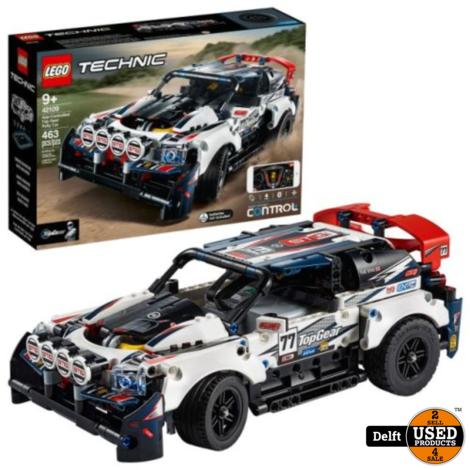 LEGO Technic Top Gear Rallyauto met App-bediening - 42109 nieuw in doos