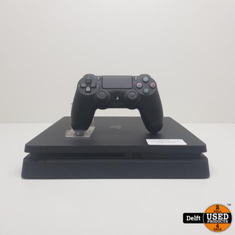 Playstation 4 Slim 500GB nette staat incl controller en stroomkabel 1 maand garantie