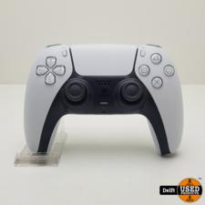 Sony Playstation 5 controller Wit nette staat 1 maand garantie