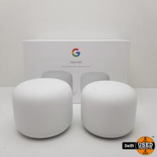 Google Google Nest Wifi zeer nette staat 3 maanden garantie