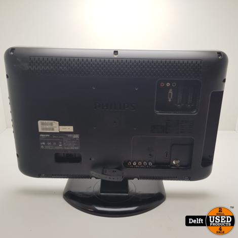 Philips 22PFL5604H/12 22 inch tv zonder afstandsbediening 1 maand garantie