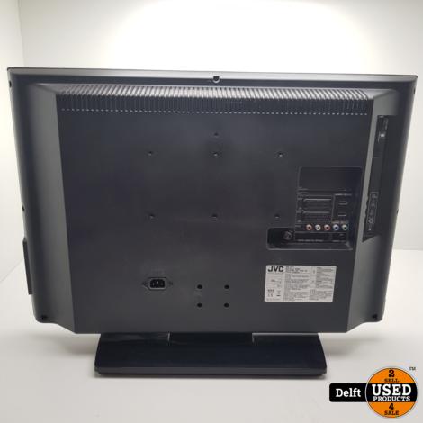 JVC LT-26DA9BU 26 inch tv met afstandsbediening 1 maand garantie