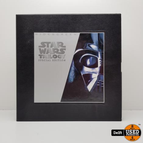 Star Wars Trilogy Widescreen special edition 1 maand garantie