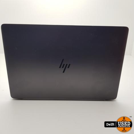 HP ZBook Studio G4 i7-7700HQ Win10 8GB 250SSD zeer nette staat 6 maanden garantie