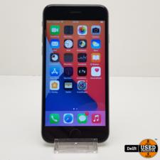 apple IPhone 6s 128GB Spacegrey nette staat 3 maanden garantie