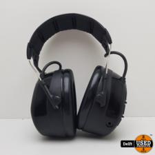 3M Peltor Worktunes Pro FM Radio gehoorkap met hoofdband nette staat 1 maand garantie