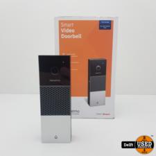 Netatmo Smart Video Doorbell nieuw in doos 1 maand garantie