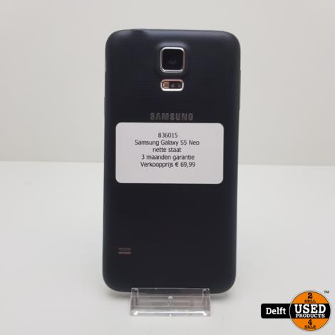 Samsung Galaxy S5 Neo nette staat 3 maanden garantie