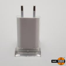 IPHONE USB OPLADER 1000MAH NIEUW THIRD PARTY 1 jaar garantie