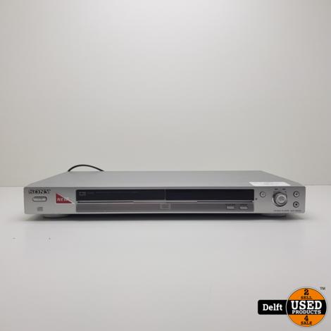Sony DVP-ns330 cd/dvd speler zonder AB 1 maand garantie