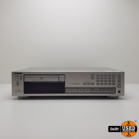 Sony cdp-591 cd speler zonder AB 1 maand garantie