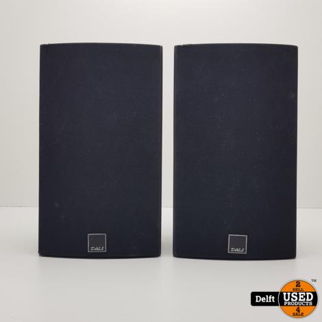 Dali Trio Space speakers zeer nette staat 1 maand garantie