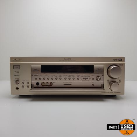 Sony STR-DA50ES receiver zonder AB 1 maand garantie