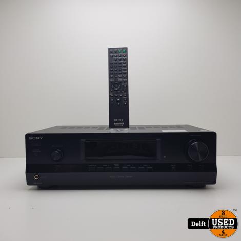 Sony STR-DH130 receiver incl AB 1 maand garantie