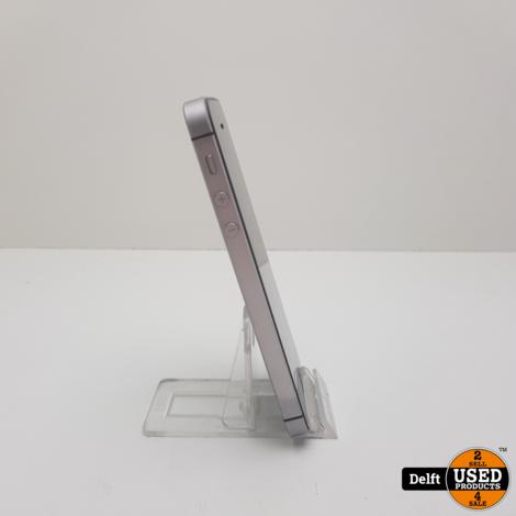 IPhone SE 32GB Spacegrey redelijke staat 3 maanden garantie