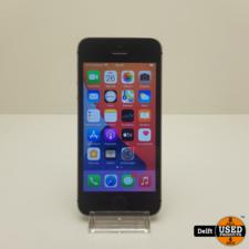 apple IPhone SE 32GB Spacegrey nette staat 3 maanden garantie