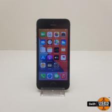 apple IPhone SE 16GB Spacegrey redelijke staat 3 maanden garantie