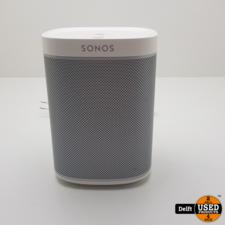 Sonos Play 1 White zeer nette staat 1 maand garantie
