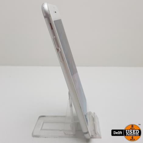 IPhone 6 64Gb Silver nette staat accu 93% 3 maanden garantie
