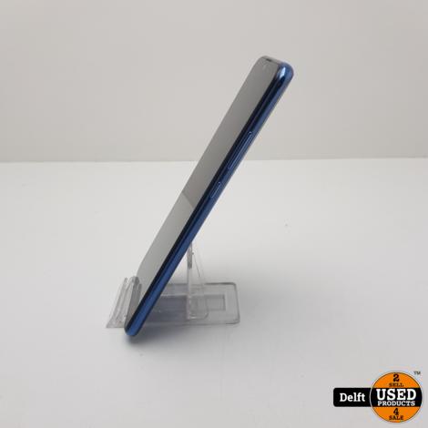 Honor 10 lite 64GB Blue Dualsim zeer nette staat 3 maanden garantie