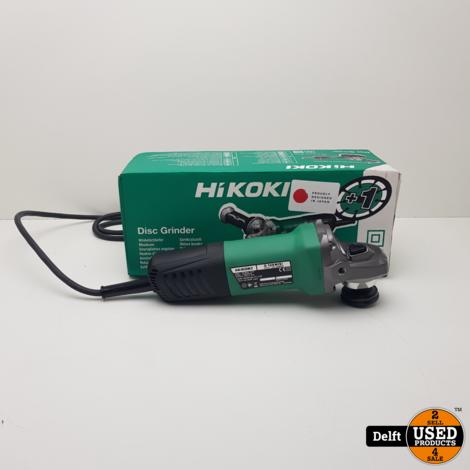 Hikoki G13SW(S) slijptop 230V Nieuw in doos