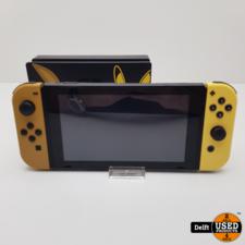 Nintendo Switch Pokemon editie garantie
