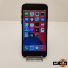 IPhone 7 32GB Black gebruikte staat nieuwe accu 3 maanden garantie