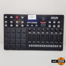 Akai MPD232 MIDI-Controller garantie