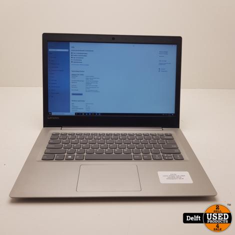 Lenovo ideapad S130-14IGM Intel celeron N4000 64GB/4GB RAM met 3 maanden garantie!