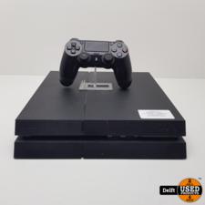 Playstation 4 500GB incl controller en stroomkabel 1 maand garantie