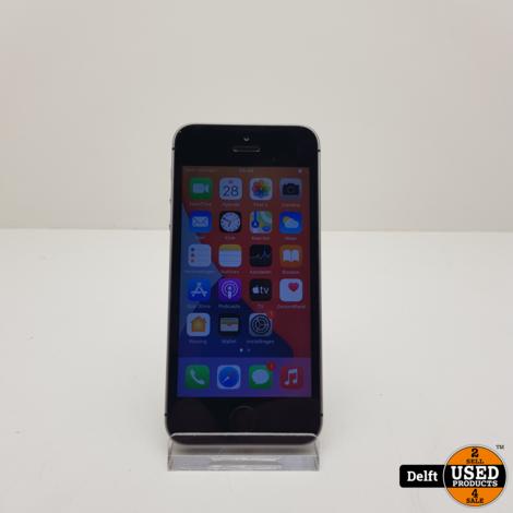 IPhone SE 32GB nette staat 3 maanden garantie