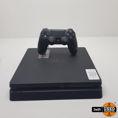 Playstation 4 500GB Slim nette staat incl controller en stroomkabel