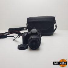 Canon EOS 250D incl 18-55MM lens garantie