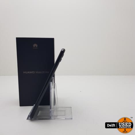 Huawei Mate20 Lite 64GB Black nette staat 3 maanden garantie