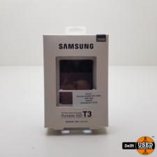 Samsung portable SSd 250GB nette staat garantie