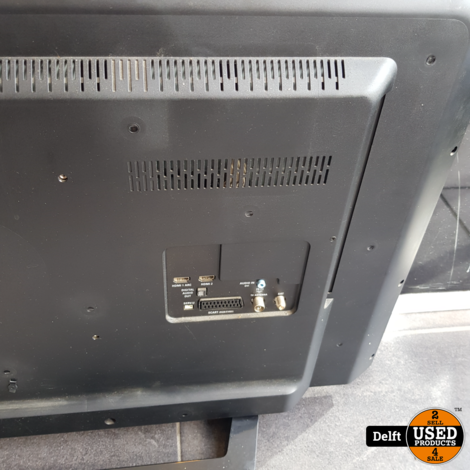 Philips 40PFK4100 Zwart/geen wifi/geen afstandsbediening 1 maand garantie