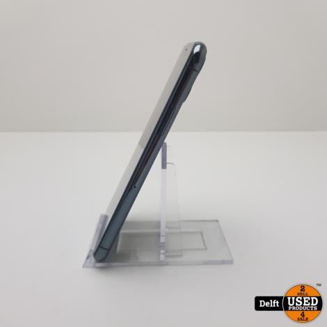 IPhone 11 Pro 64GB Midnight Green zeer nette staat 3 maanden garantie