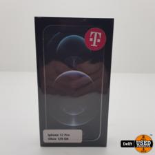 IPhone 12 Pro 128GB Silver garantie tot 22-10-2023