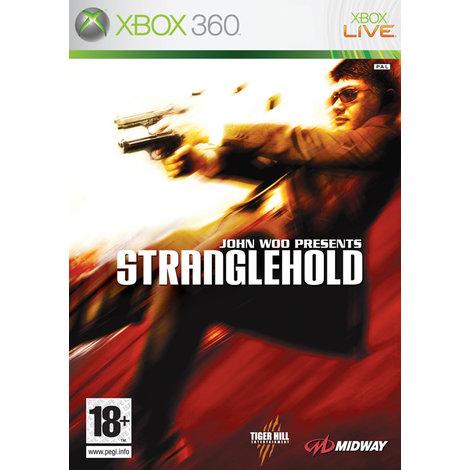 Strangehold  - XBOX 360 Game