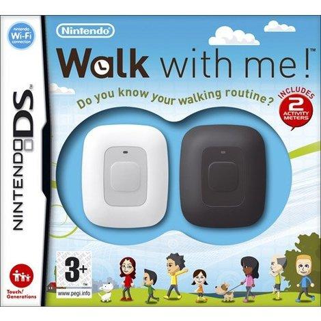 Walk With Me - DS Game in doos