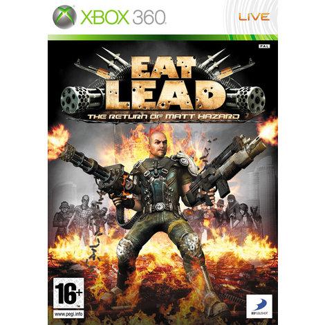 Eat Lead - XBox 360 Game