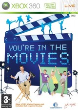You're in the Movies - XBox360 Game