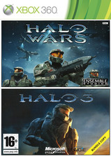 Double Pack Halo Wars/Halo 3 - XBOX 360 Game