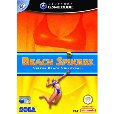 Beach Spikers Virtua beach Volleyball | Gamecube Game