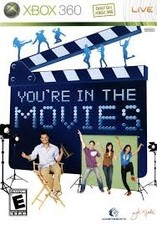 You're in the Movies - Xbox 360 Game