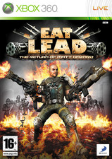 Eat lead - Xbox 360 Game
