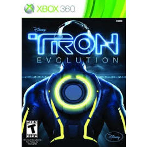 Tron Evolution - XBOX 360 Game